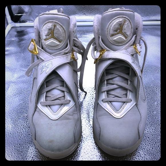 Air Jordan 8 Retro Cc Bg Trophy   Poshmark
